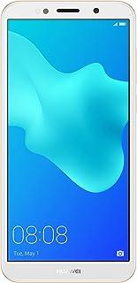 HuaweiY5 Prime 2018 Dual SIM - 16GB, 2GB RAM, 4G LTE, Gold