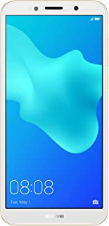 Huawei Y5 Prime 2018 Dual SIM - 16GB, 2GB RAM,4G LTE, Gold