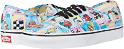 (Los Vans) Multi/True White