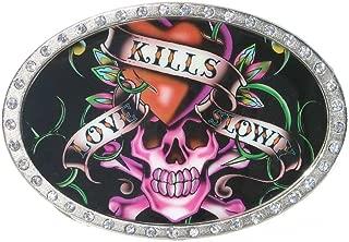 EH6011A Love Kills Slowly Buckle