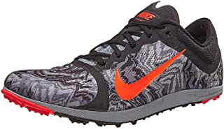 size 40 48c51 3c4a4 Nike Zoom XC Cross Country Distance Spikes Shoes Mens Size 7.5 (Black Grey