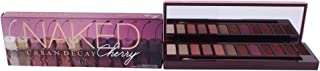 Urban Decay Naked Cherry Eye Pallet (Eyeshadow + Double Ended Smudger/Tapered Crease Brush), 0.46 Ounce