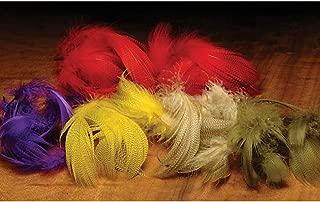 Hareline Mallard Flank Feathers-Natural