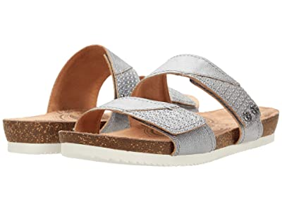 Cobb Hill Trinity Slide (Pewter) Women