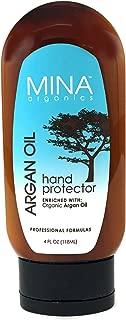 Argan Oil Hand Protector 4 ounce (Paraben FREE) by Mina Organics. Factory Fresh!