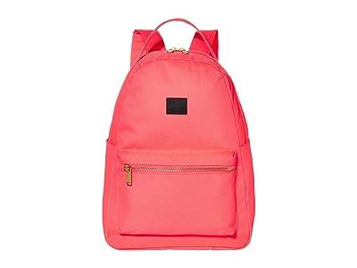 Herschel Supply Co. Nova Mid-Volume (Neon Pink/Black) Backpack Bags
