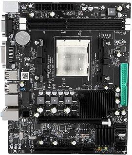 Tonysa Placa Madre de la Computadora de Escritorio AM3 DDR3 USB2.0 SATA Mainboard, Tipo de Memoria: DDR3 1600 / 1333MHz / 1066MHz, Plataforma de CPU para AMD