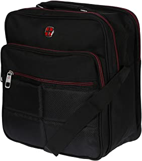 High Quality Flight Bag Shoulder Bag Work Bag Men's Bag in Horizontal and Vertical