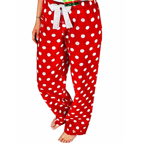 Red Polka Dot Pajamas Amazoncom