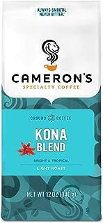 Cameron's Coffee Kona Blend, 12 Ounce Bag
