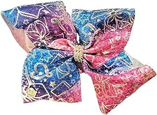 JoJo Siwa Large Cheer Hair Bow (Bows and Logo)