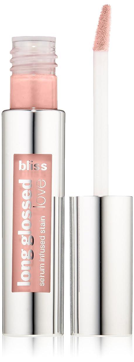 電圧オプション多用途ブリス Long Glossed Love Serum Infused Lip Stain - # Wishful Pinking 3.8ml/0.12oz並行輸入品
