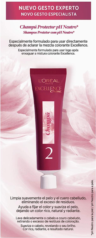 LÓreal Paris Excellence Coloración Crème Triple Protección ...