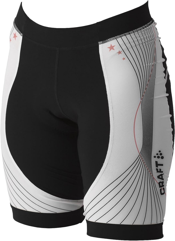 Craft Performance Bike Tour Shorts Women Black White