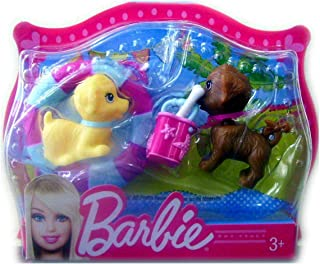 Barbie Mini Pets Sand Bucket Fun Puppies