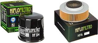 HIFLO FILTRO Oil and Air Filter Kit for KAWASAKI ZN1100 B1,B1L,B2,LTD 84-85