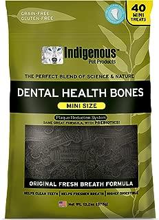 Indigenous Pet Products Pgb 13. 2Oz Mini Fresh Dental Bones