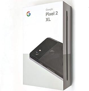 Google Pixel 2 XL 128GB Unlocked GSM/CDMA 4G LTE Octa-Core Phone w/ 12.2MP Camera - Just Black