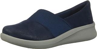 حذاء بدون كعب مسطح للنساء بتصميم سيليان 2.0 مون من كلاركس