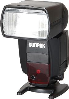 Sunpak PZ58x Digital Flash for Canon SLR Camera (Black)