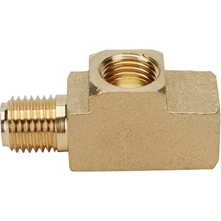 IFF Brass Union Coupler 3//8 Inch-24 IFF to 3//8 Inch-24
