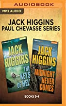 Jack Higgins - Paul Chevasse Series: Books 3-4: The Keys of Hell, Midnight Never Comes