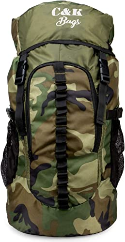 45 Ltrs 28 cms Men Women Rucksacks