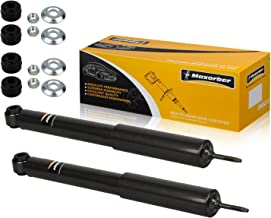 Maxorber NEW Rear Set Shocks Struts Compatible with Toyota 4Runner 1996 1997 1998 1999 2000 2001 2002 KG54317
