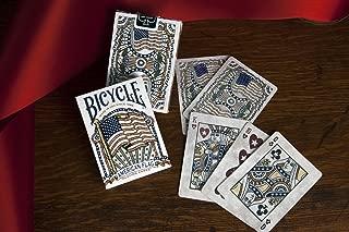 2 Decks American Flag Standard Poker Playing Cards