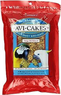 Lafeber's Avi-Cakes Gourmet Bird Food for Macaws & Cockatoos, 16 oz.