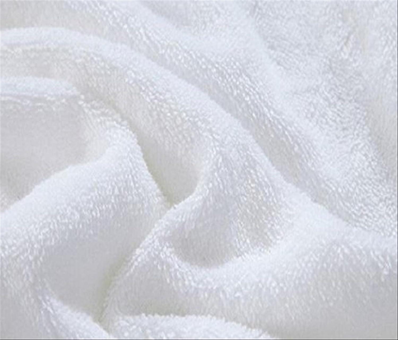 30 x 50 cm Toalla de ba/ño Blanca 100/% algod/ón hosteler/ía de Rizo 0562 Mano ForenTex