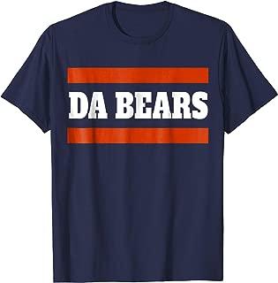 Best da bears tee shirt Reviews