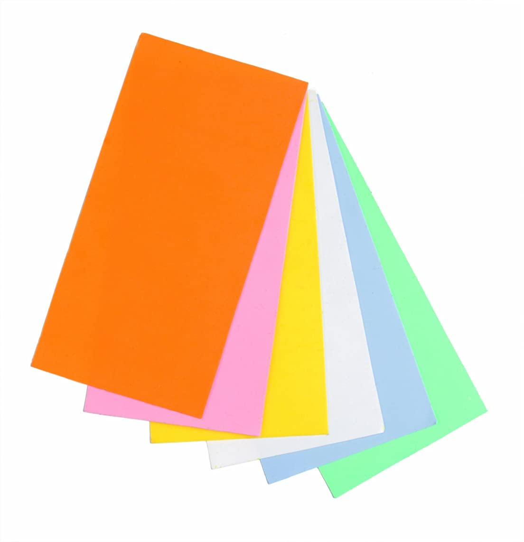 Glorex 6?8616?004?Decorating Wax Set of 6?Pastel 20?x 11.6?x 0.3?cm