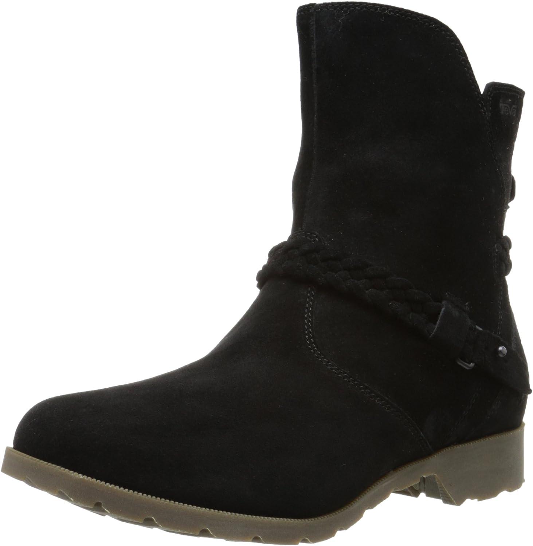 Teva Women's Delavina Suede Boot