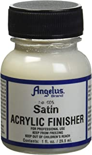 Angelus Acrylic 605 Finisher Satin 1 Oz