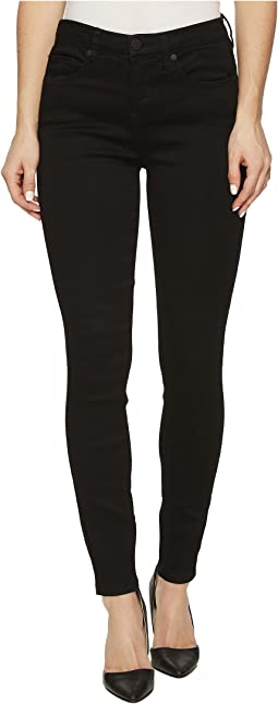 Blank NYC Hi Rise Black Skinny in Night Mania