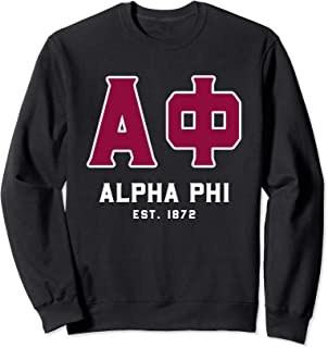Alpha Phi Sorority Fraternity Sweatshirt