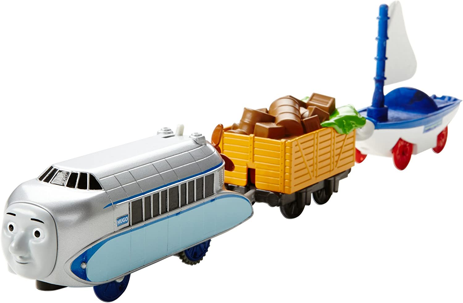 alta calidad FISHER-PRICE NOURISSON Assortment bmk93 Hugo Hugo Hugo and Skiff (Vela)  ventas en linea