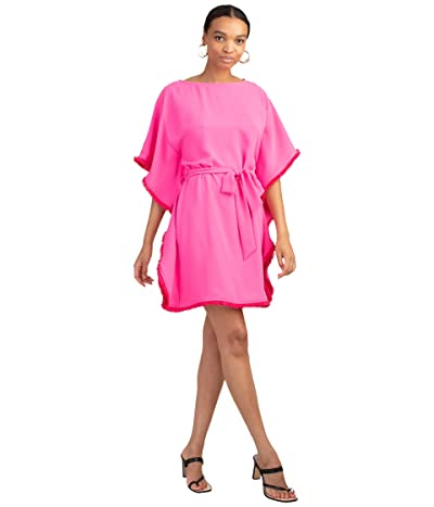 Trina Turk Ray Dress (Pink Flair) Women