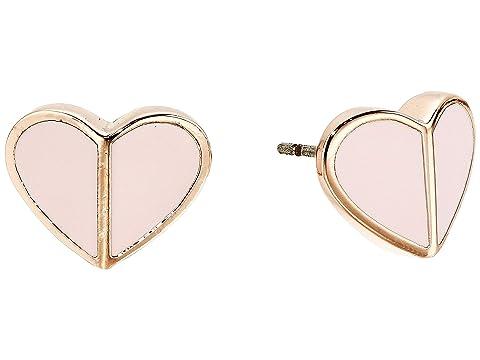 Kate Spade New York Heritage Spade Small Heart Studs Earrings