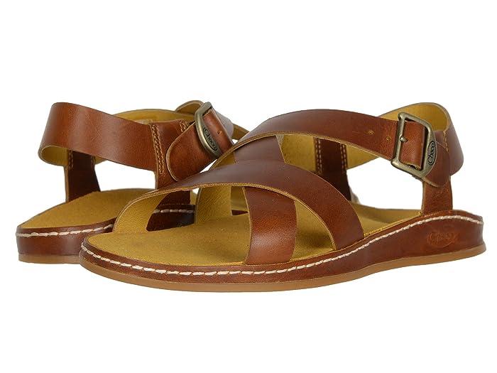 Chaco  Wayfarer (Ochre) Womens Sandals