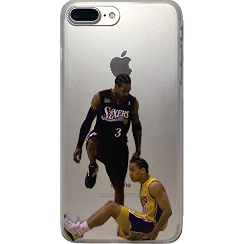 reputable site c5d3e 97a1e iPhone 7 Plus Case NBA: Amazon.com