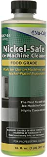 Nu-Calgon 4287-34 Nickel Safe Ice Machine Cleaner-16 fl. oz