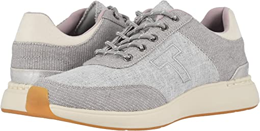 Drizzle Grey Heavy Canvas/Slub Chambray