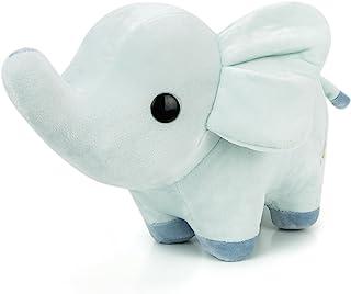 Bellzi Baby Elephant Stuffed Animal Plush Toy - Adorable Plushie Toys and Gifts! - Phanti