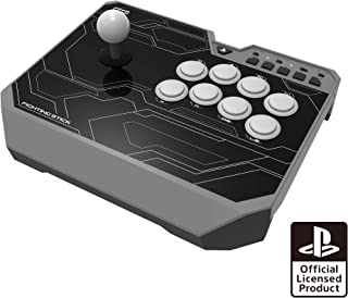 【SONYライセンス商品】ファイティングスティック for PlayStation®4/PlayStation®3/PC【PS4対応】