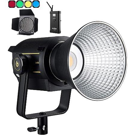 GODOX VL150 150W LED Video Light 3-Light Kit