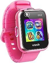 VTech- Reloj Inteligente Kidizoom, Color Rosa, 1.5 x 4.6 x