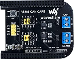 Venel Beaglebone RS485 Can Cape/BB Black Expansion Cape with RS485 CAN DEBUG Connector Interfaces