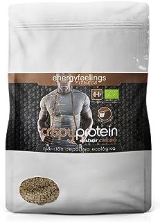 Energy Feelings Crispy Protein Cacao ecológico - 400g | proteina 40% | fibra 18% | máxima calidad